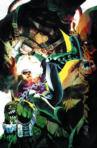 Batman: Arkham Knight - Robin Special #1