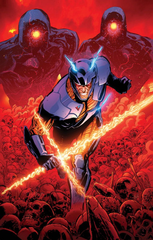 X-O Manowar #49 (Jimenez Cover)