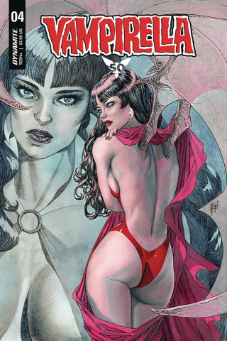 Vampirella #4 (March Cover)