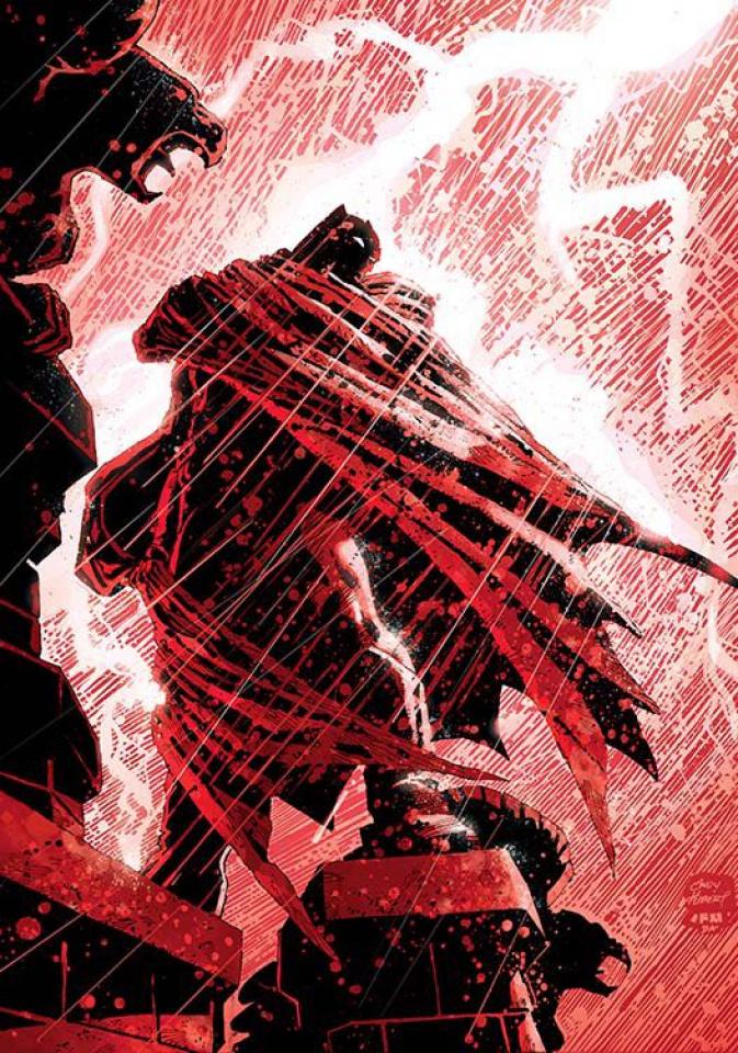 Dark Knight III: The Master Race #9