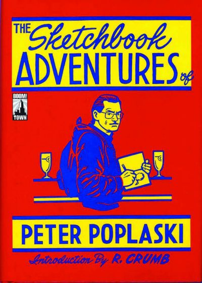 The Sketchbook Adventures of Peter Poplaski