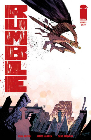 Rumble #2 (2nd Printing)