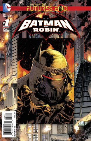 Batman and Robin: Future's End #1 (Standard Cover)