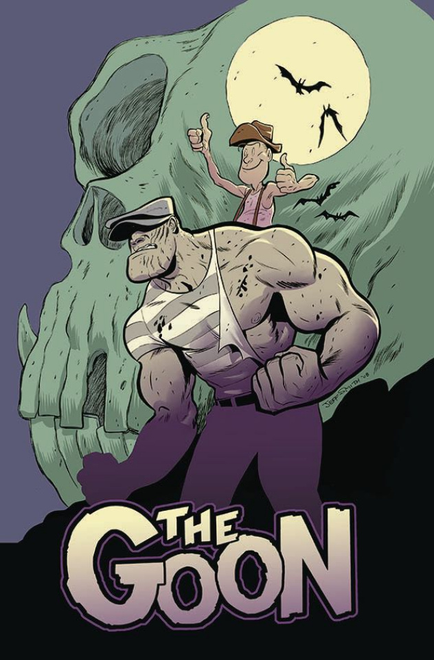 The Goon #6 (Jeff Smith Cardstock Cover)