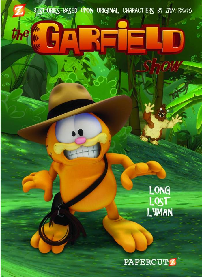The Garfield Show Vol. 3: Long Lost Lyman