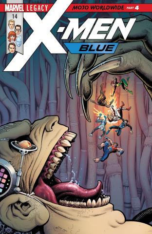 X-Men: Blue #14: Legacy