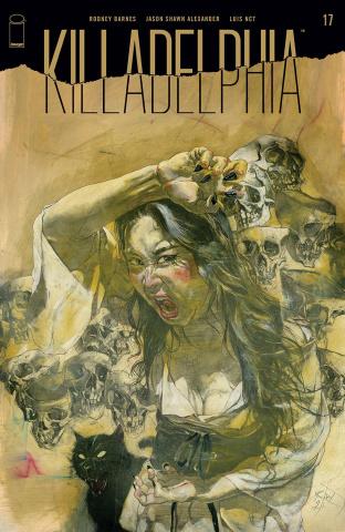 Killadelphia #17 (Williams Cover)