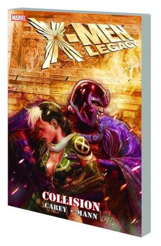 X-Men Legacy: Collision