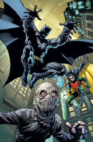 Batman and Robin Eternal #13