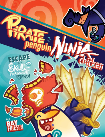 Pirate Penguin vs. Ninja Chicken Vol. 2