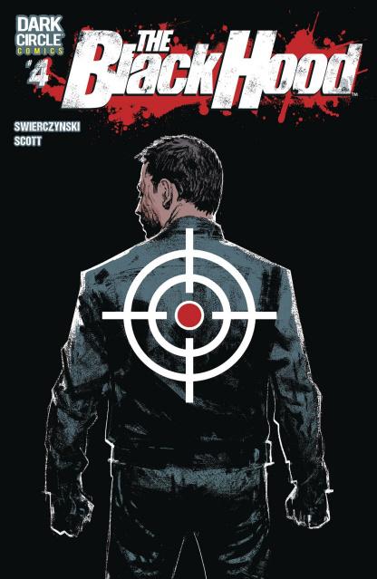 The Black Hood #4 (Smallwood Cover)