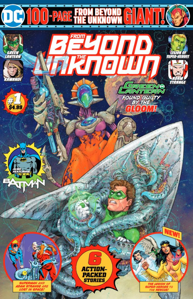 From Beyond the Unknown Giant #1