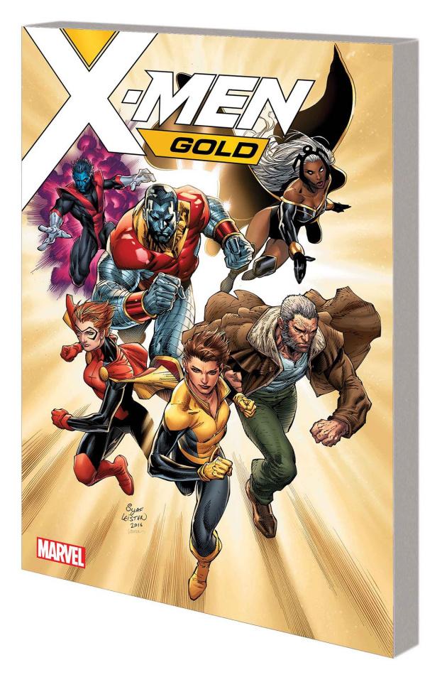X-Men: Gold Vol. 1: Back To Basics