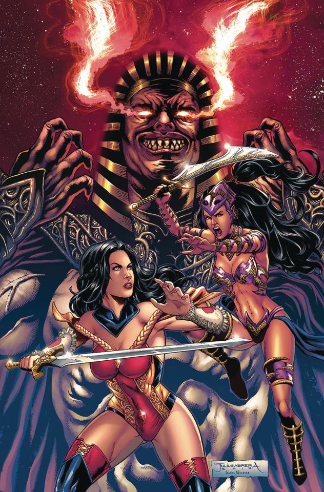 Grimm Fairy Tales #9 (Abrera Cover)