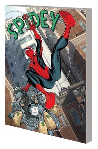 Spidey Vol. 1 (All-New Marvel Treasury Edition)
