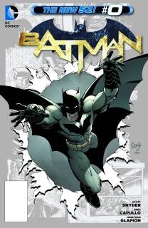 Batman Vol. 6: The Graveyard Shift
