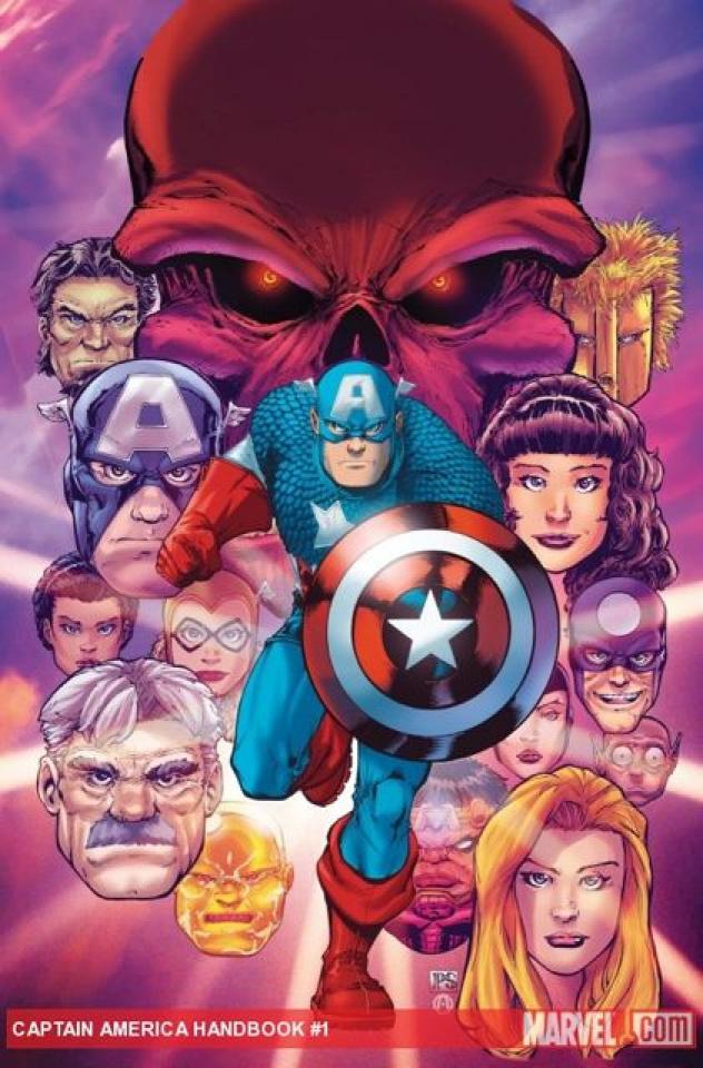 Captain America: America's Avenger #1