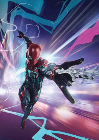 Spider-Man: Velocity #1