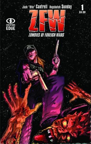 ZFW: Zombies of Foreign Wars #1