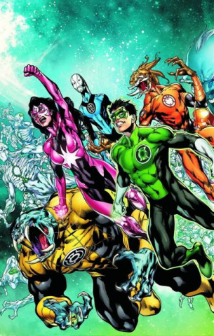 Green Lantern: New Guardians #13
