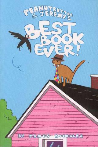 Peanutbutter & Jeremy's Best Book Ever!