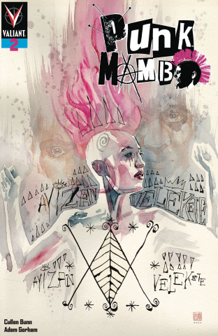 Punk Mambo #2 (Mack Cover)