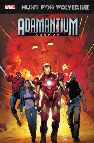 Hunt for Wolverine: The Adamantium Agenda #1