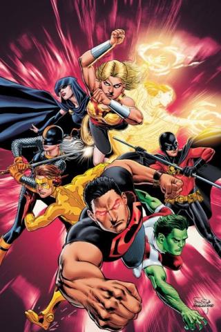 Teen Titans #100