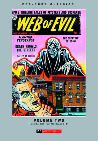 Pre-Code Classics: Web of Evil Vol. 2