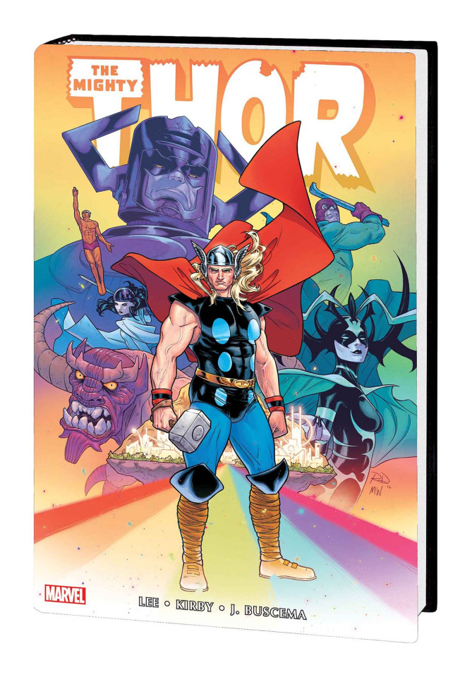 The Mighty Thor Vol. 3 (Dauterman Cover)