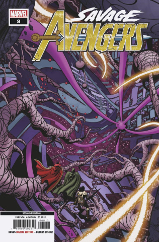 Savage Avengers #8 (2nd Printing)