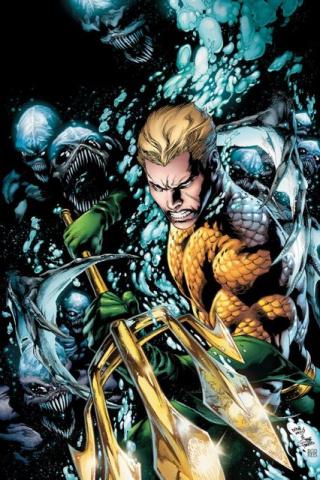Aquaman #1