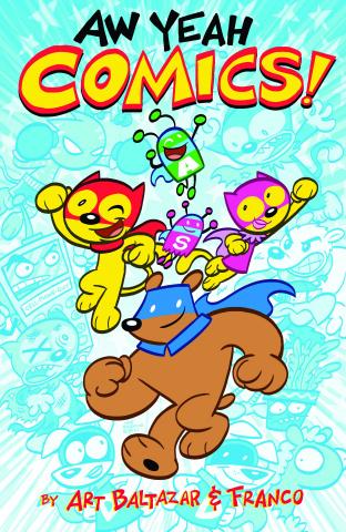 Aw Yeah Comics! Vol. 1