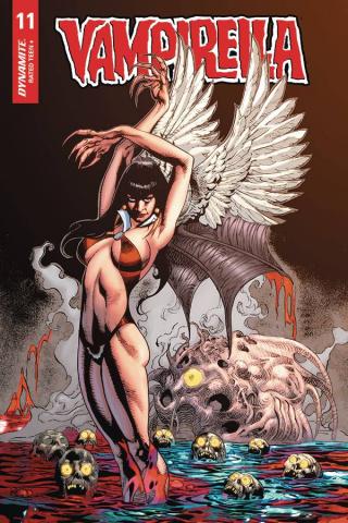 Vampirella #11 (Castro Cover)
