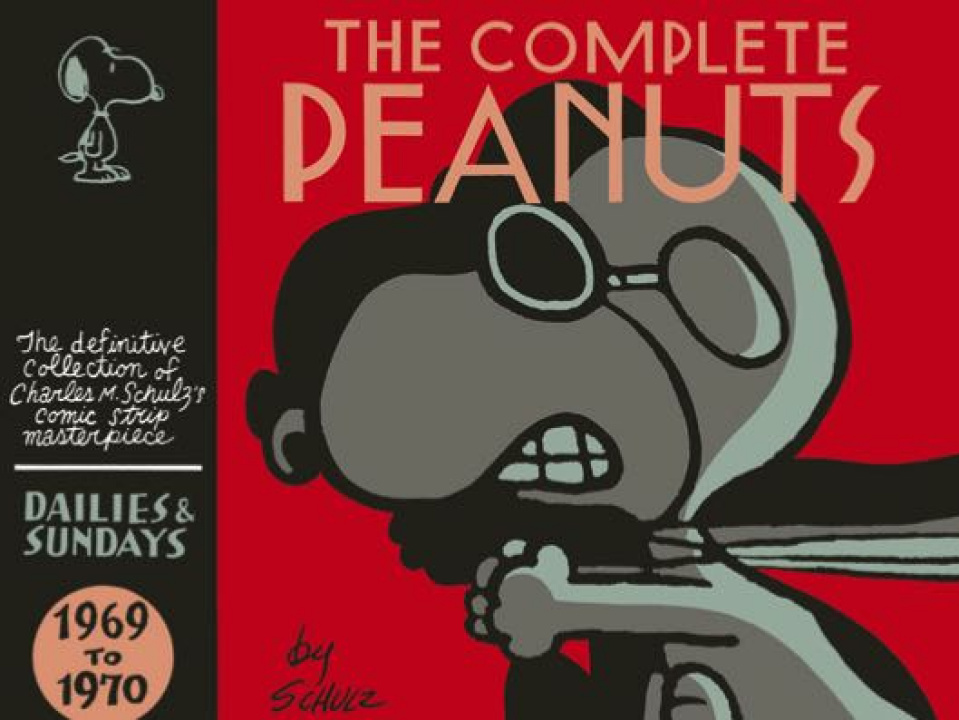 The Complete Peanuts Vol. 10: 1969-1970