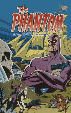The Phantom: The Complete DC Comics Vol. 1