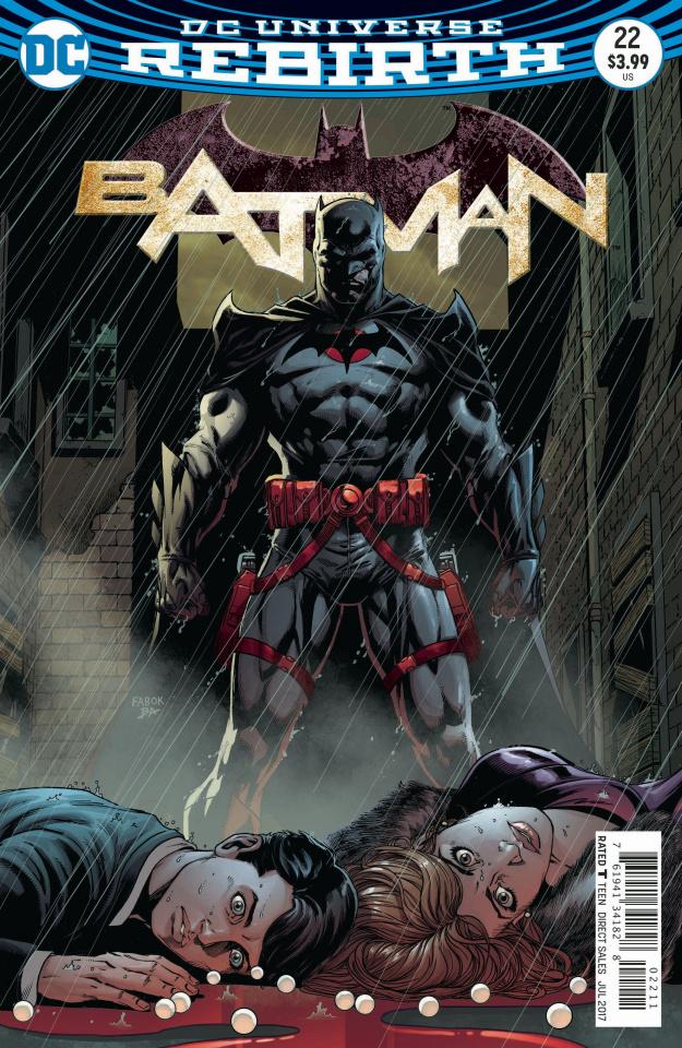 Batman #22 (The Button)