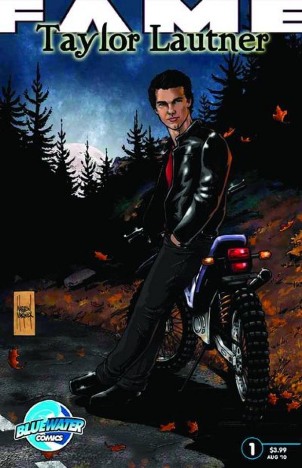 Fame #5: Taylor Lautner