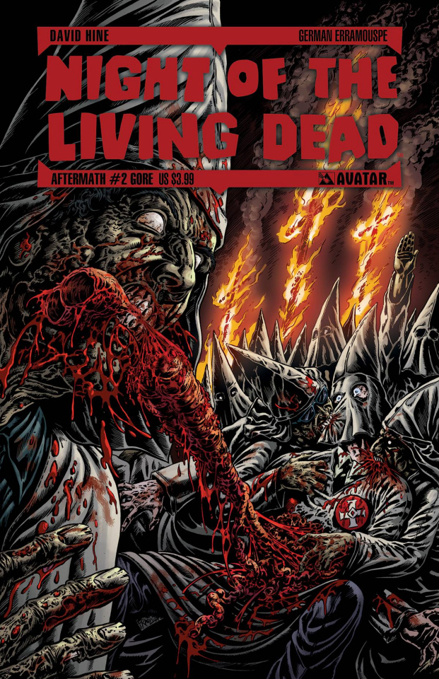 Night of the Living Dead: Aftermath #2 (Gore Cover)