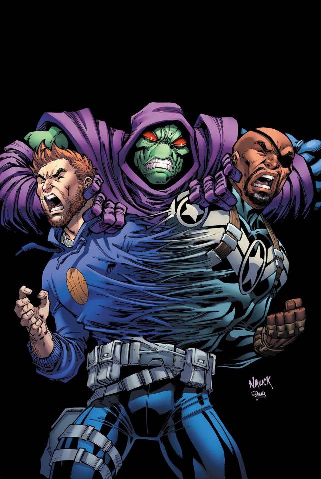 Infinity Wars: Sleepwalker #4