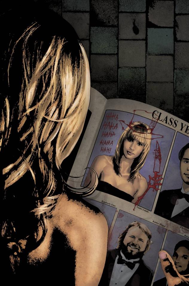 Grimm Fairy Tales: Wonderland - Asylum #4 (Cote Cover)