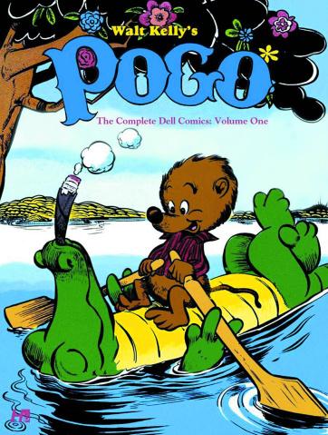 Walt Kelly's Pogo: The Complete Dell Comics Vol. 1