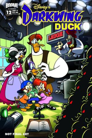 Darkwing Duck #12
