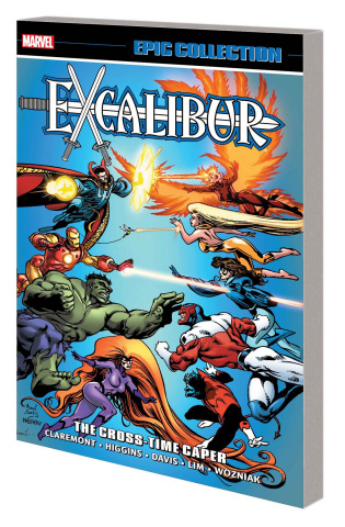 Excalibur: The Cross-Time Caper (Epic Collection)