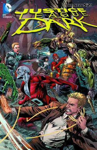 Justice League Dark Vol. 4: The Rebirth of Evil