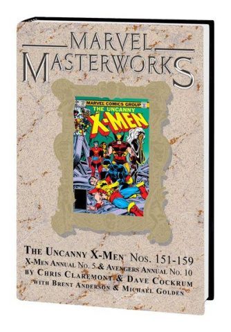 Marvel Masterworks: Uncanny X-Men Vol. 7 (Variant)