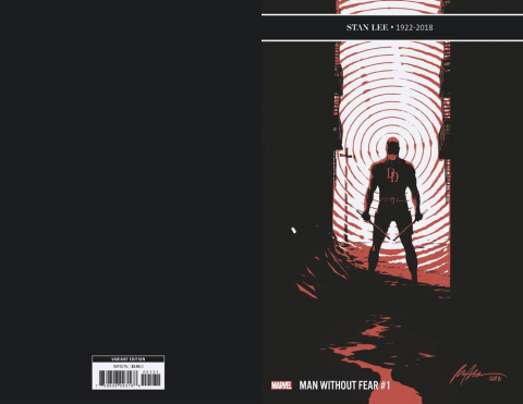 The Man Without Fear #1 (Albuquerque Cover)