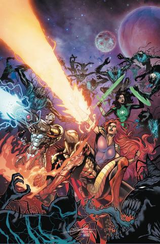 Justice League: Odyssey #9