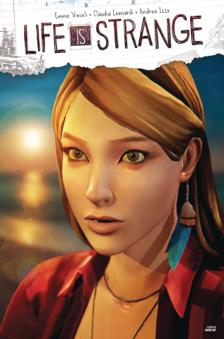 Life is Strange #8 (Game Art Cover)