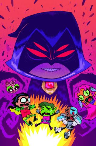 Teen Titans Go! #5